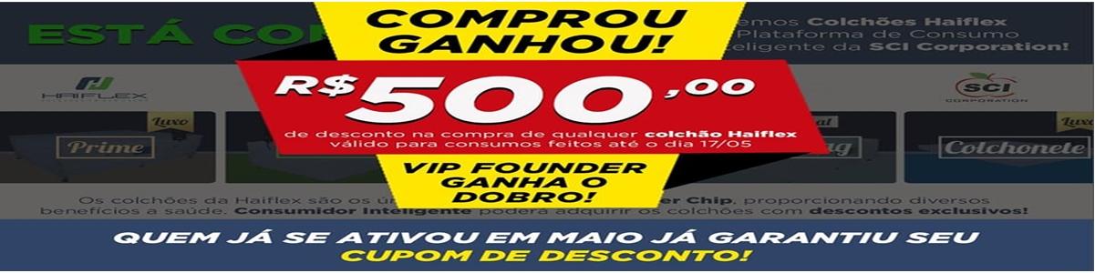 500-Colchão